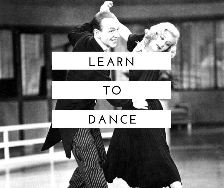 I NEED BALLROOM DANCE LESSONS