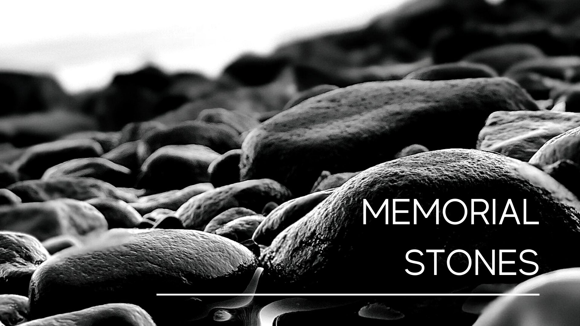 Read more about the article Memorial Stones