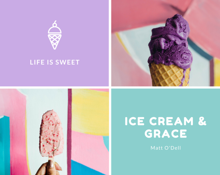 Ice Cream and Grace!