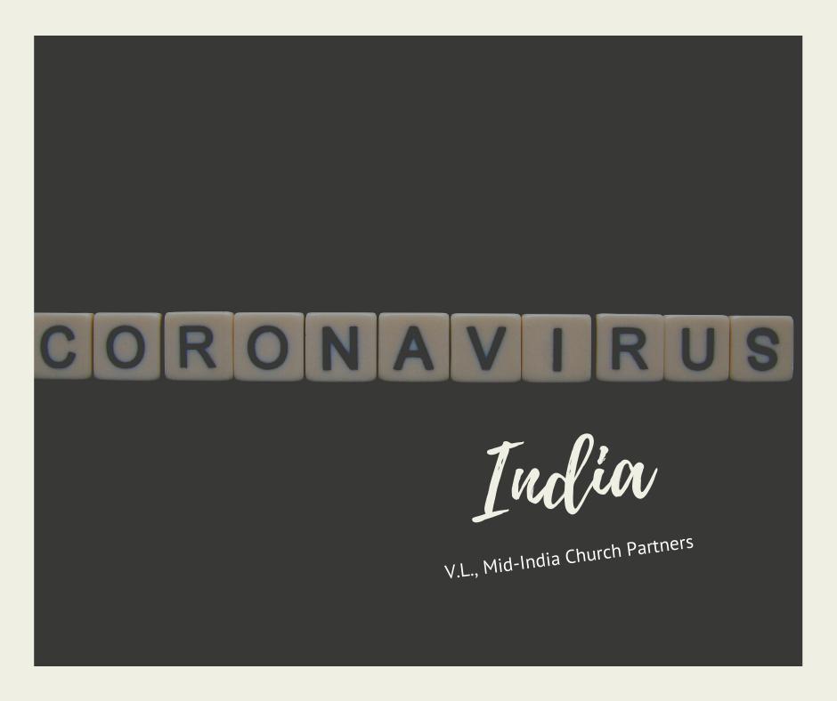 Corona Update from India