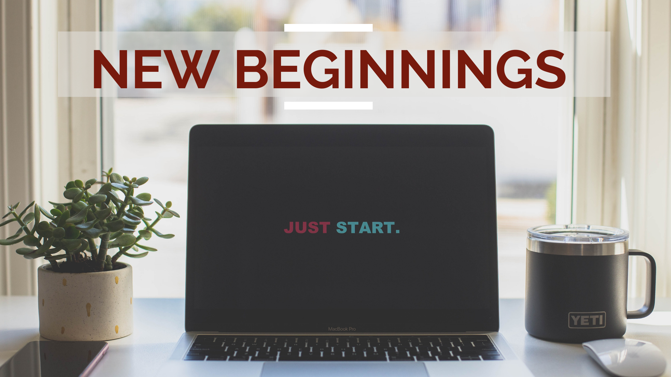 Read more about the article New Beginnings